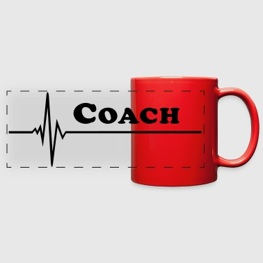 Coach - Full Color Panoramic Mug
