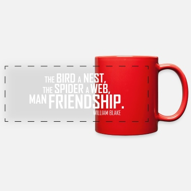 Friendship Friendship Blake - Full Color Panoramic Mug