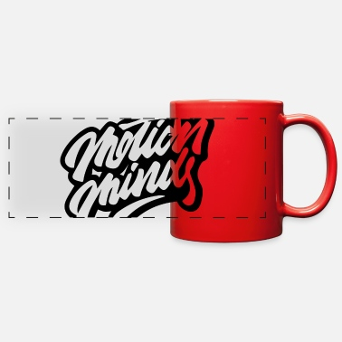 Motion Motion Minds - Full Color Panoramic Mug