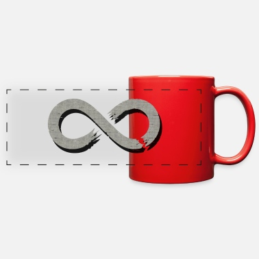Symbol Infinite urban - Full Color Panoramic Mug