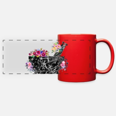 Pharmacist Pharmacist Pestle and Mortar - Full Color Panoramic Mug