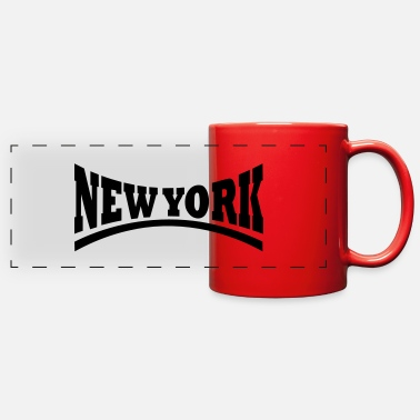 New York - Full Color Panoramic Mug