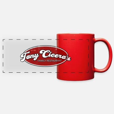 Tony Tony Ciceros Family Restaurant - Full Color Panoramic Mug