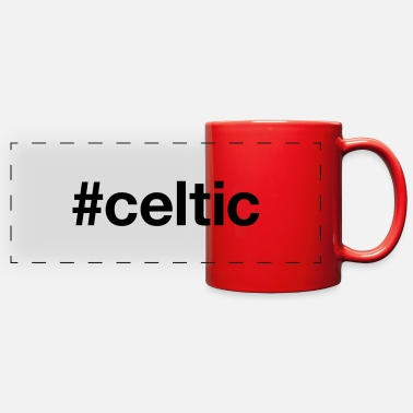 Celtic CELTIC - Full Color Panoramic Mug