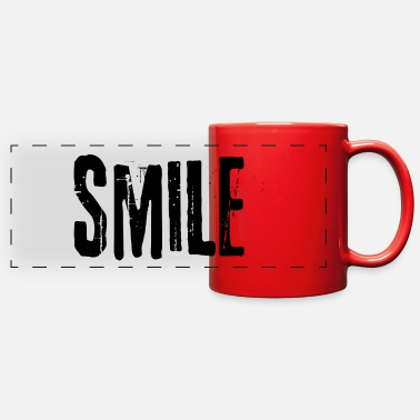 90 Min smile - Full Color Panoramic Mug