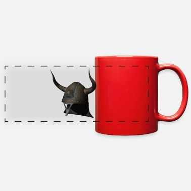 Helmet helmet - Full Color Panoramic Mug