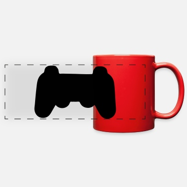 Controller controller - Full Color Panoramic Mug