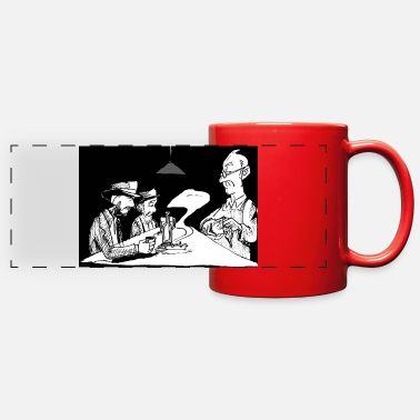 Gritty Gritty - Full Color Panoramic Mug