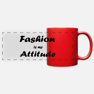 Fashion fashion - Full Color Panoramic Mug