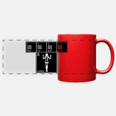 Five The Five Elements - Full Color Panoramic Mug