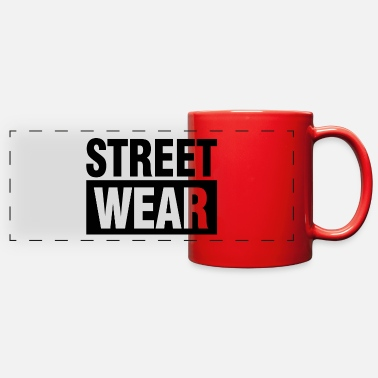 Wear Street Wear - Full Color Panoramic Mug