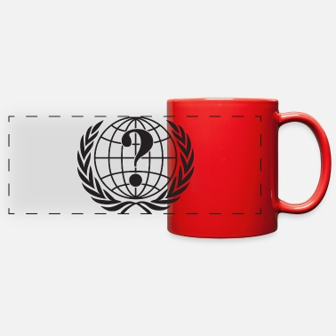 Anonymous Anonymous - Full Color Panoramic Mug
