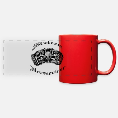 Horsepower Sixteen Horsepower - Full Color Panoramic Mug