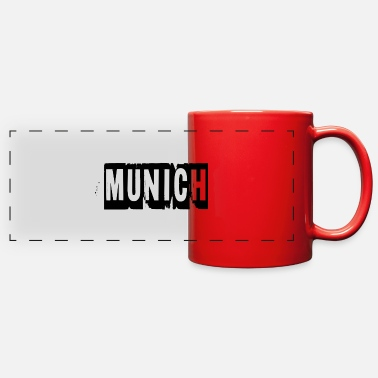 Munich munich - Full Color Panoramic Mug