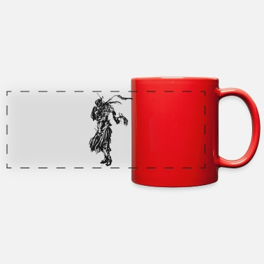 Cyborg Cyborg - Full Color Panoramic Mug