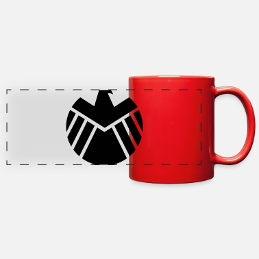 Agents Agents of SHIELD - Full Color Panoramic Mug