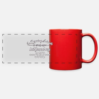 Animal Rescue In rescuing animals - Full Color Panoramic Mug