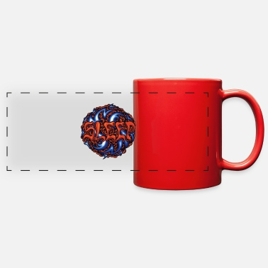 Stoner Metal sleep band stoner doom metal - Full Color Panoramic Mug
