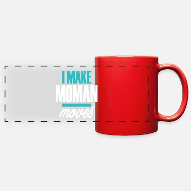 Moman Moman Shirt Gifts - Full Color Panoramic Mug
