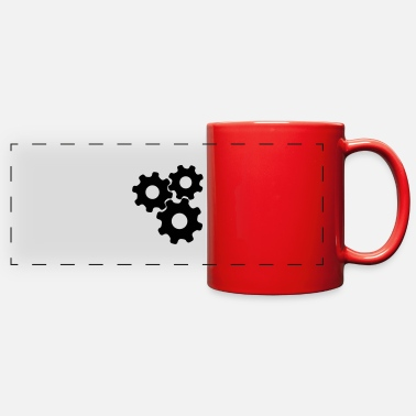 Gear Gears - Full Color Panoramic Mug