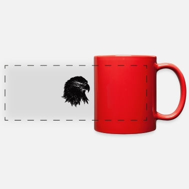 Eagle Head Eagle head - Full Color Panoramic Mug