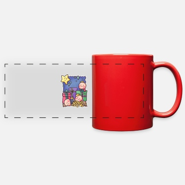 Catholic Epiphany East Christmas gift - Full Color Panoramic Mug