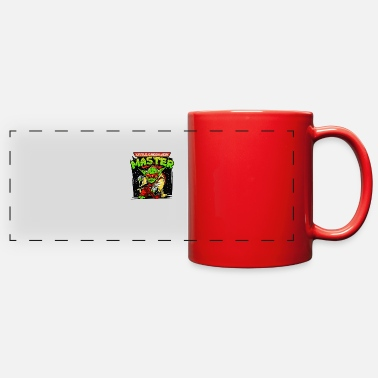 Master Master - Full Color Panoramic Mug