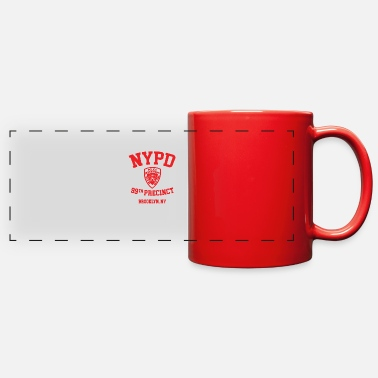 Nypd NYPD - Full Color Panoramic Mug