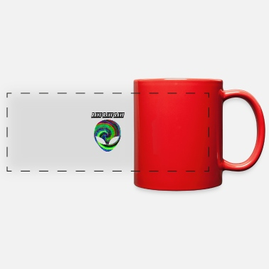 Rave rave rave rave - Full Color Panoramic Mug
