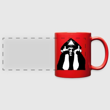 CROWLEY - Full Color Panoramic Mug