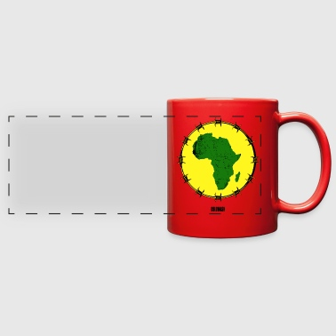 AFRICAN LIBERATION - Full Color Panoramic Mug
