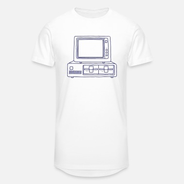 Personal Computer PC Computer - Unisex Oversize T-Shirt