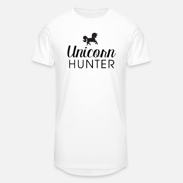 Hunter Unicorn Hunter - Unisex Oversize T-Shirt