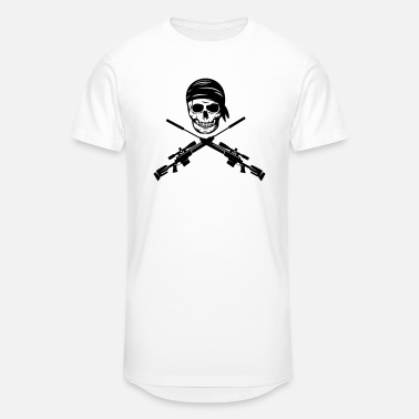 Bolt-action Rifles pirate - sniper magnum - Unisex Oversize T-Shirt