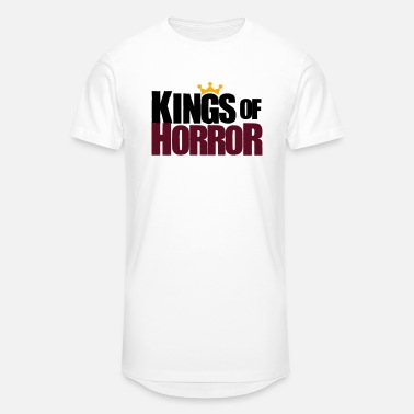 Horror Kings of Horror Logo - Unisex Oversize T-Shirt