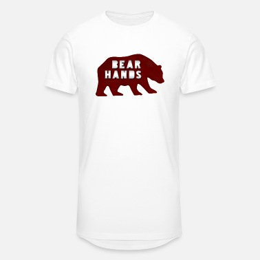 Bear Hands - Unisex Oversize T-Shirt
