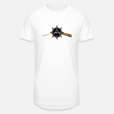 Stargate Dark Side of the Pyramids - Unisex Oversize T-Shirt