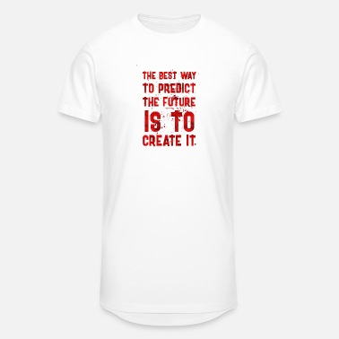 Best Way THE BEST WAY - Unisex Oversize T-Shirt