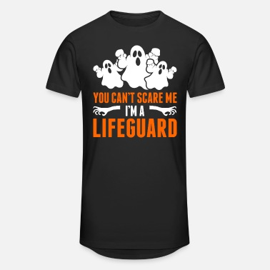 Lifeguard You Cant Scare Me Im A Lifeguard - Unisex Oversize T-Shirt