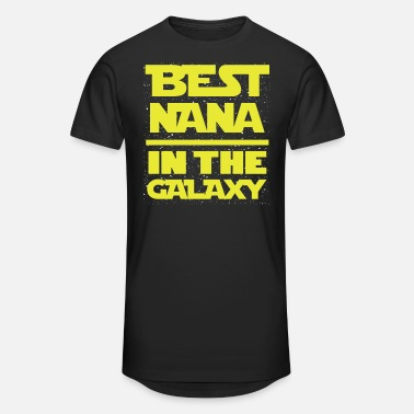 Best Nana Eve Nana - The best nana in the galaxy awesome tee - Unisex Oversize T-Shirt