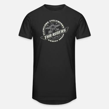 Tha Riders Falcon 2-color design - Unisex Oversize T-Shirt