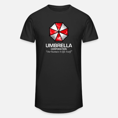 Corporate Life Umbrella Corporation - Unisex Oversize T-Shirt