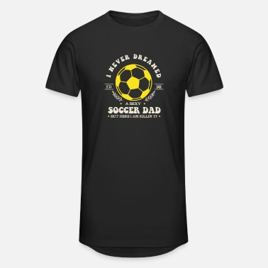 Womens Soccer Soccer Gifts for a Soccer player - Unisex Oversize T-Shirt