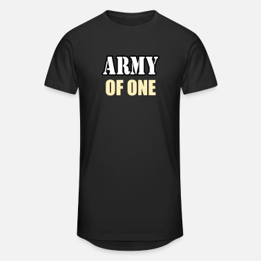 Army Of One Army Of One - Unisex Oversize T-Shirt