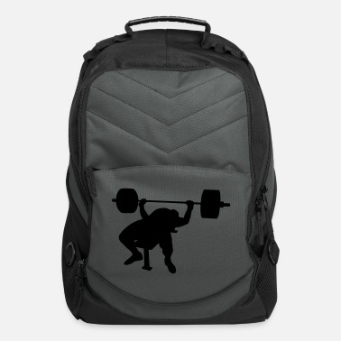 Power Press Bench press - Computer Backpack