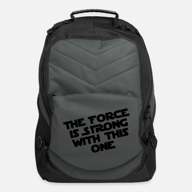 Force The Force - Computer Backpack