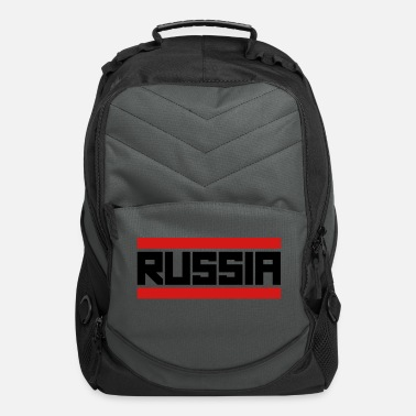 Russia russia - Computer Backpack
