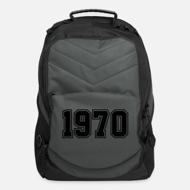 Year Of Birth 1970 | Year of Birth | Birth Year | Birthday - Computer Backpack