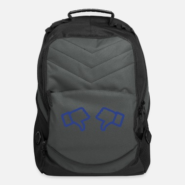 Tommel thumbs down - Computer Backpack