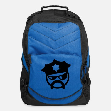 Cop cop - Computer Backpack